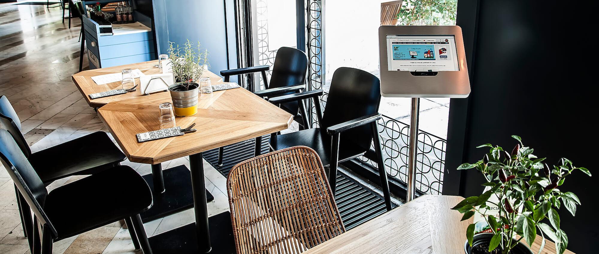 Tablet Kiosk Stand | iPad Kiosk | DE