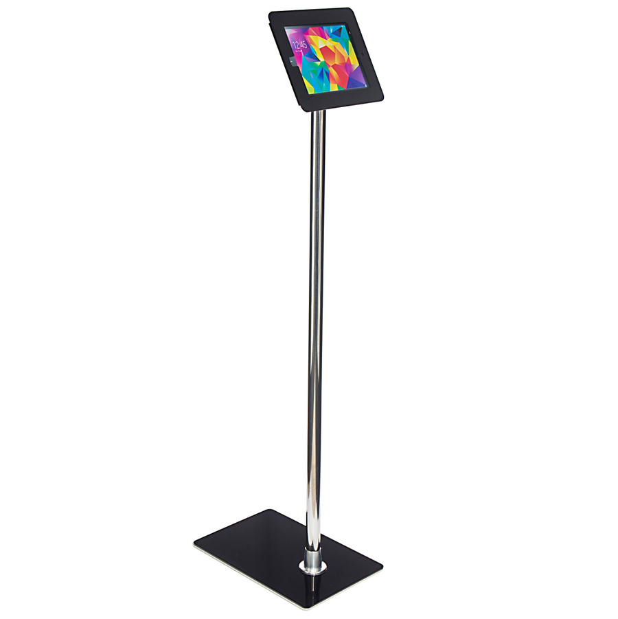 One Inox Floor Tablet Stand